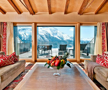 The Penthouse at Carlton St Moritz