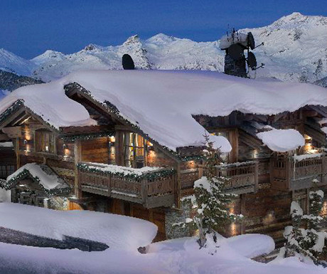 Chalet Pearl 1850
