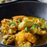 Recipe of the week: Chicken and shrimp curry