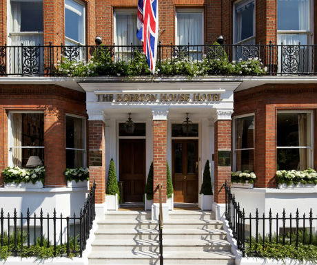 Egerton House Hotel, London