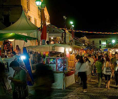 The festival of the Three Cultures in Frigiliana