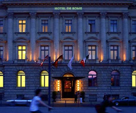 Hotel de Rome, Berlin