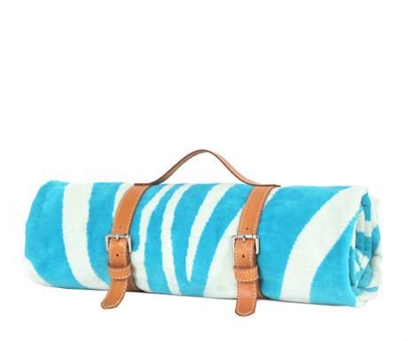 Maslin & Co. beach towel