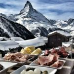 Summer luxury in the Alps