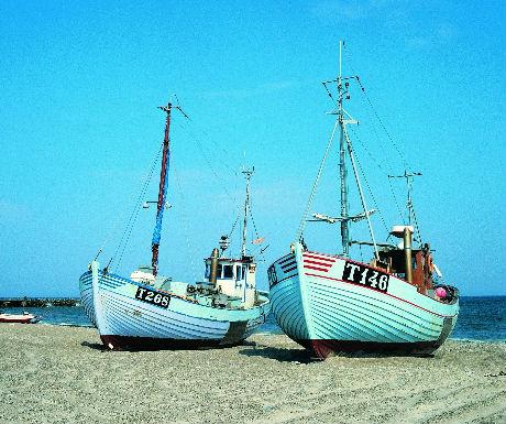 North Jutland beach