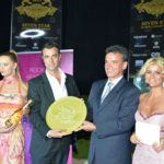 The winners of the 2013 Seven Star Global Luxury Awards