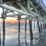 Photograph of the week: Sunrise over Myrtle Beach, South Carolina