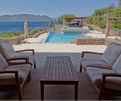 Villa Klima, Aegina