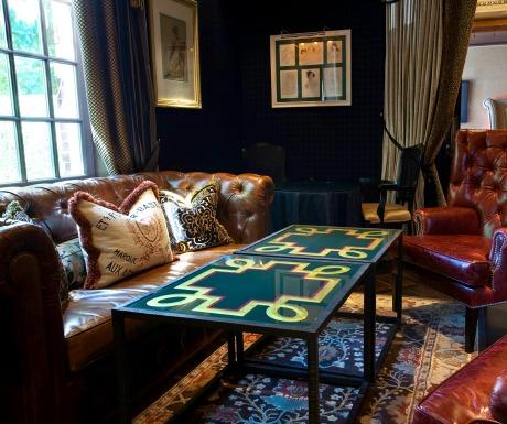 Windsor Arms living room