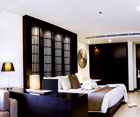 Cape Sienna room