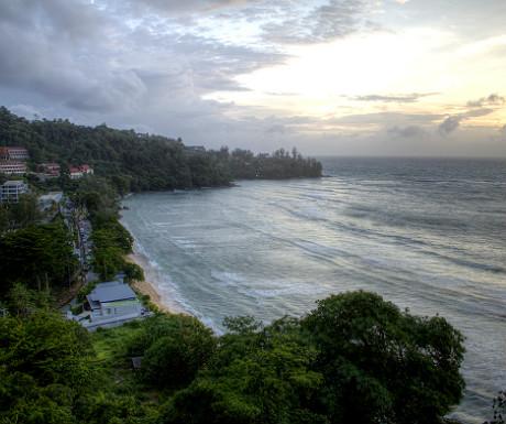 Cape Sienna view