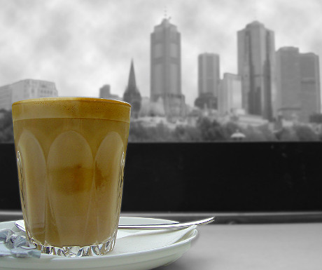 Coffee in Melbourne