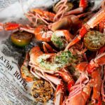 Recipe of the week: Grilled Scottish west coast langoustines