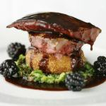 Recipe of the week: Roast grouse with blackberries and port jus