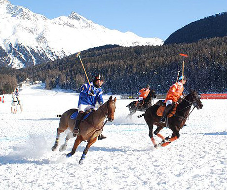 A guide to snow polo in Europe