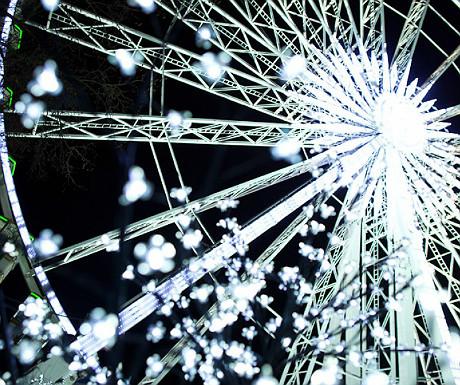 Winter Wonderland in London