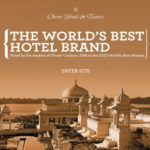 2013's best hotel brand in the world