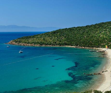 Barbaros Bay Beach, Turkey