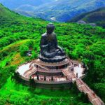 The largest seated Buddha in the world