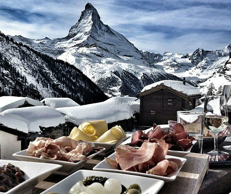 Chez Vrony, Zermatt