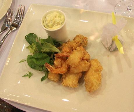 IDW fish tempura