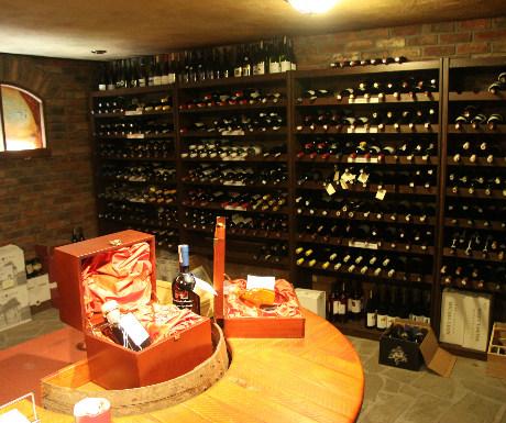 IDW wine cellar