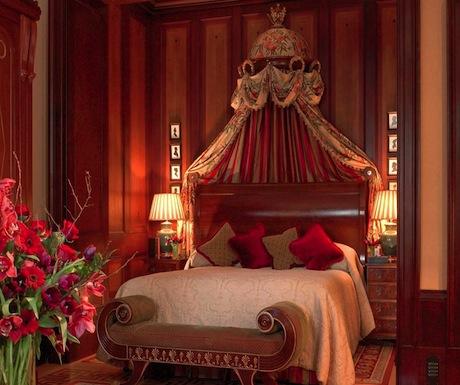 Lanesborough bedroom