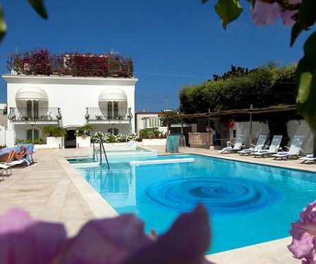 Melia Villa Capri on Capri