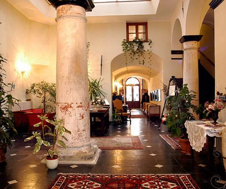 Palazzo Fieschi in Savignone
