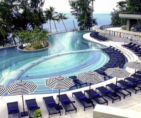 Pullman Phuket Arcadia Naithon Beach Resort pool