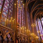 Photograph of the week: Gothic chapel in the heart of Paris