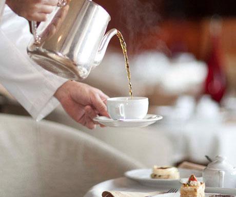 Regent Seven Seas afternoon tea