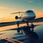 Private jet versus business class - which would you choose?