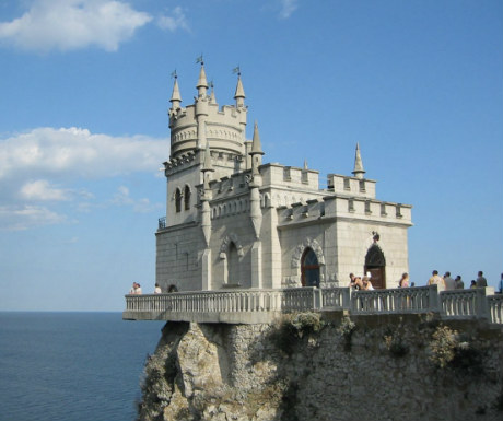 Castle near Yalta
