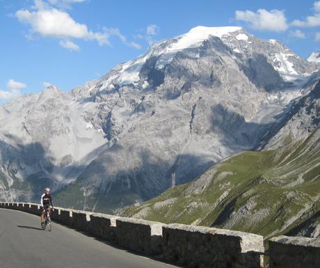 Dolomites climb
