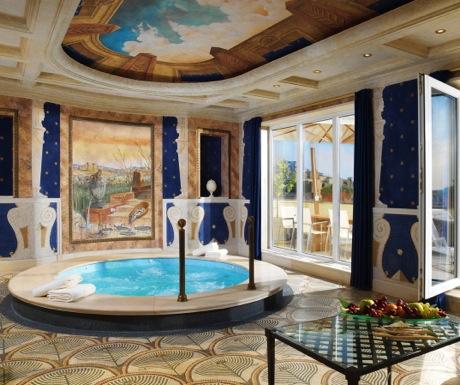 La Cupola, Westin Excelsior Rome Hotel