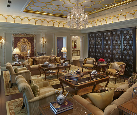 Leela Palace New Delhi Presidential Suite
