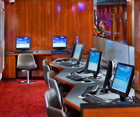 NCL internet cafe