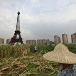 The fake city of Paris... in China!