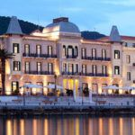 Holiday like royalty in Europe