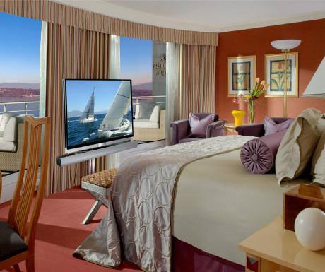 Royal Penthouse Hotel President Wilson Geneva