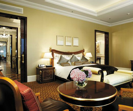 Royal Suite Lotte Hotel Moscow