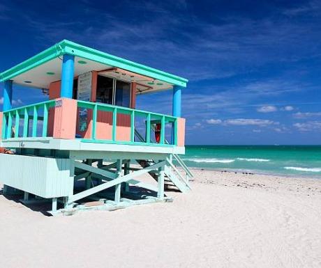 South Beach, Miami, USA