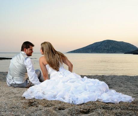 Weddings on Santorini