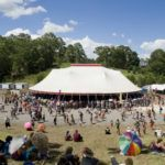 An iconic Australian event: the Woodford Folk Festival