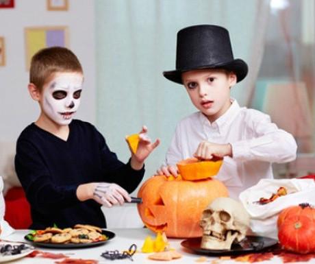 Halloween cooking workshop