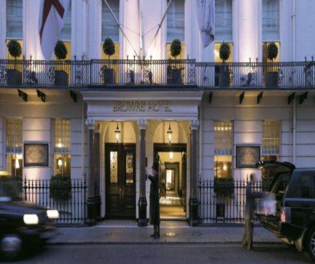 Brown's Hotel, Mayfair