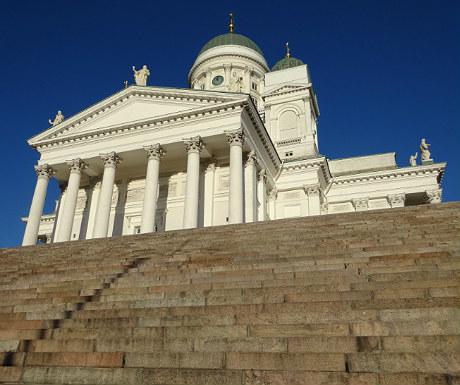 Helsinki Cathedral at Senate Square