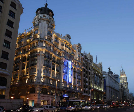 the 3 best luxury hotels in madrid according to