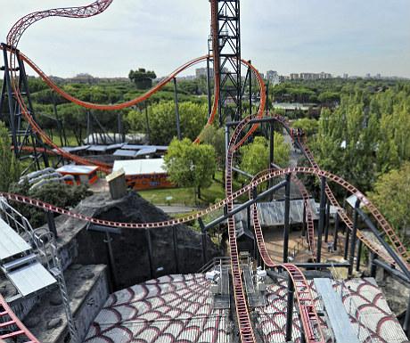 Parque de atracciones Ridge Travel